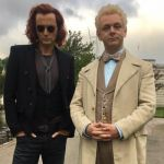 Good Omens, per la serie Amazon e BBC chiamati Michael Sheen e David Tennant
