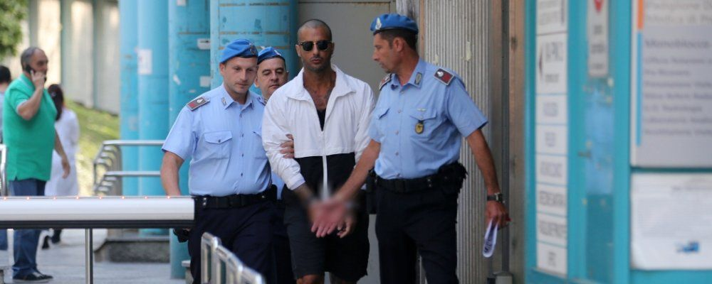 Fabrizio Corona processo in vista per appropriazione indebita e la dichiarazione dei redditi