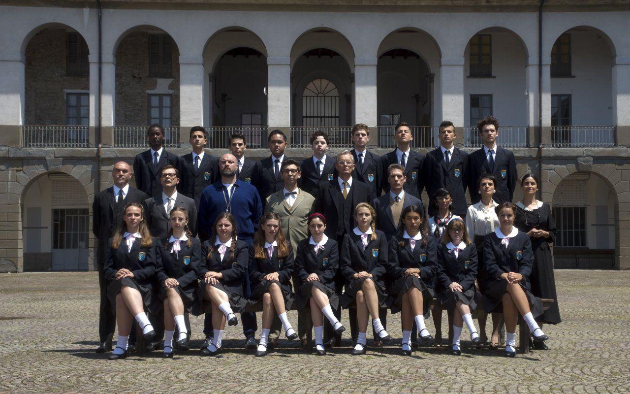 Il Collegio, si torna nel 1961 dal 26 settembre con Giancarlo Magalli narratore