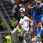 Ascolti tv, Italia - Israele per i Mondiali 2018 supera gli 8 milioni di telespettatori