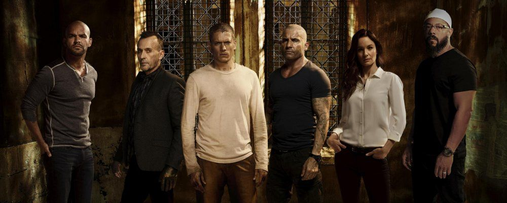 Prison Break, tornano i fratelli Scofield e Burrows: al via su Fox la quinta stagione