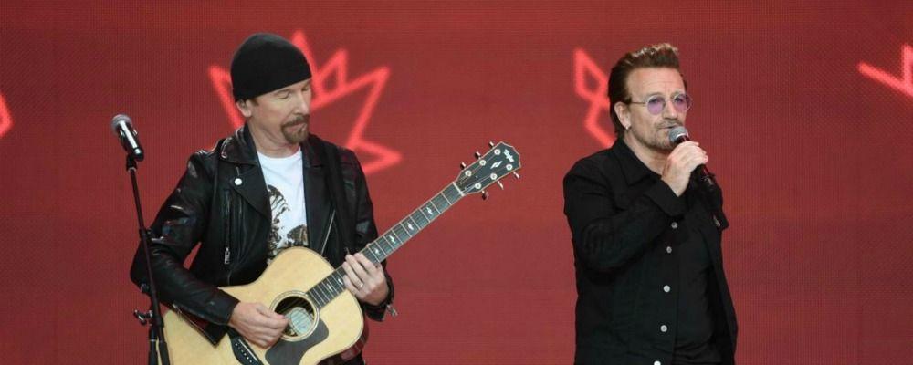 U2, uscito il primo singolo di Bono e soci dall'album 'Songs of Experience'