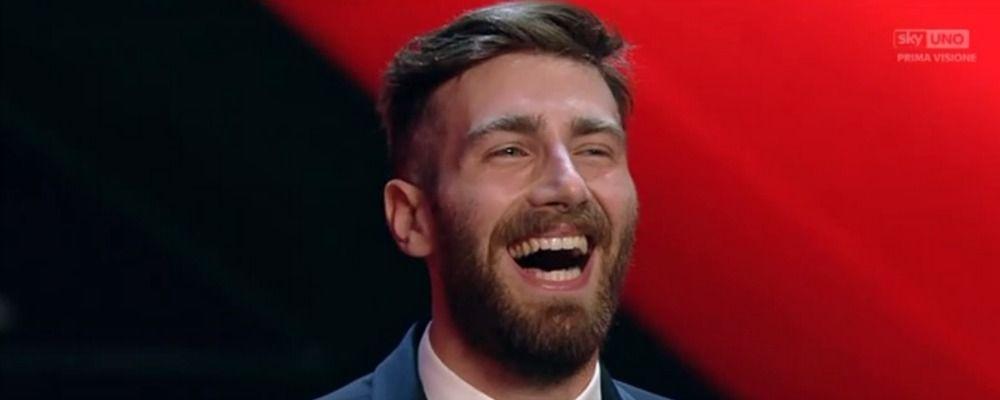 X Factor 2017, seconda puntata di Audizioni: il tenore canta Madonna e fa strage di cuori