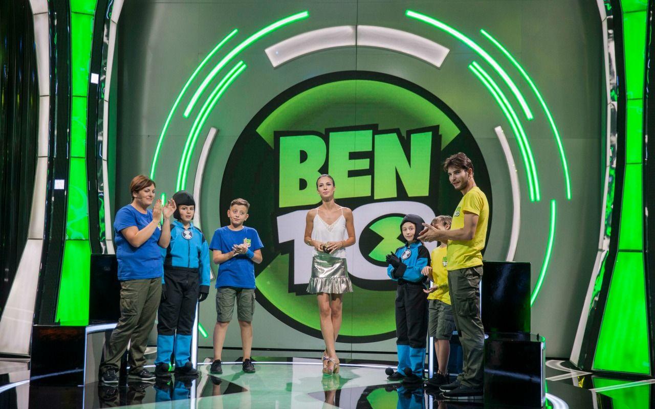 Ben 10 La Sfida, Su Boing Il Game Show Ispirato Alla Serie
