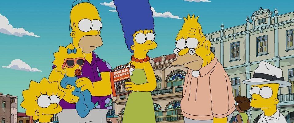 I Simpson, al via su Italia 1 la nuova stagione inedita