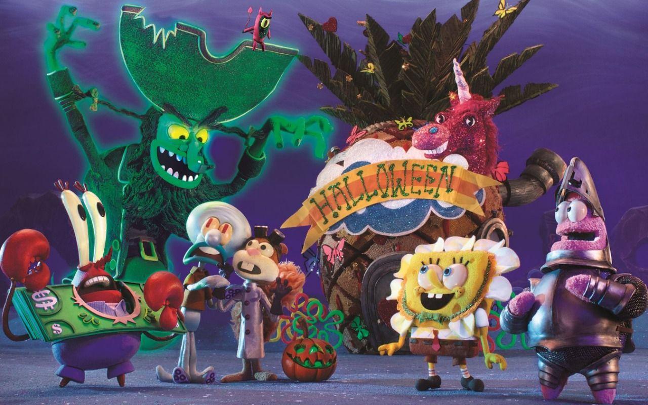 Spongebob Halloween_