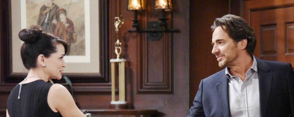 Beautiful, i primi sospetti su Ridge e Quinn: anticipazioni dal 9 al 14 ottobre