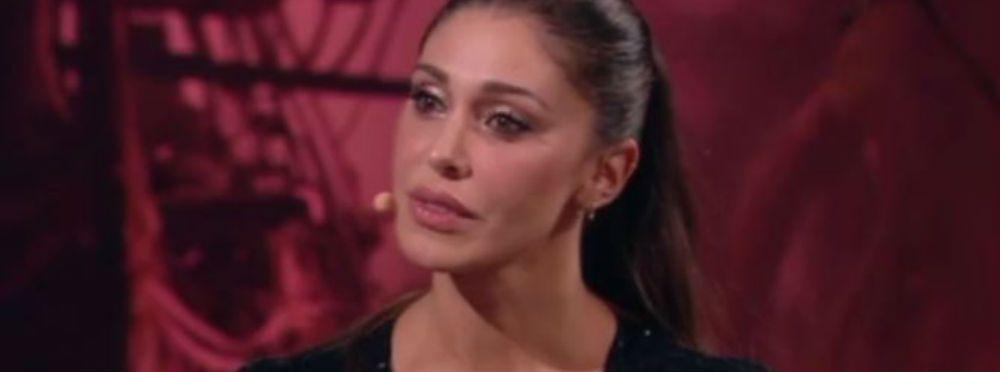 Belen Rodriguez a 'Chi ha incastrato Peter Pan': 'Lavoro in Italia perché in Argentina ci sono troppe belle ragazze'