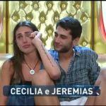 Grande Fratello Vip 2, le lacrime di Cecilia e Jeremias per Belen Rodriguez