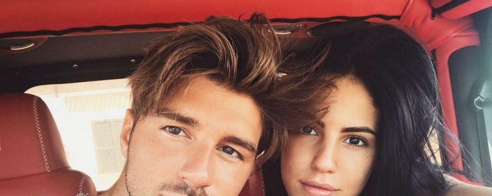 Giulia De Lellis e Andrea Damante si sono lasciati, lo annuncia lei via social