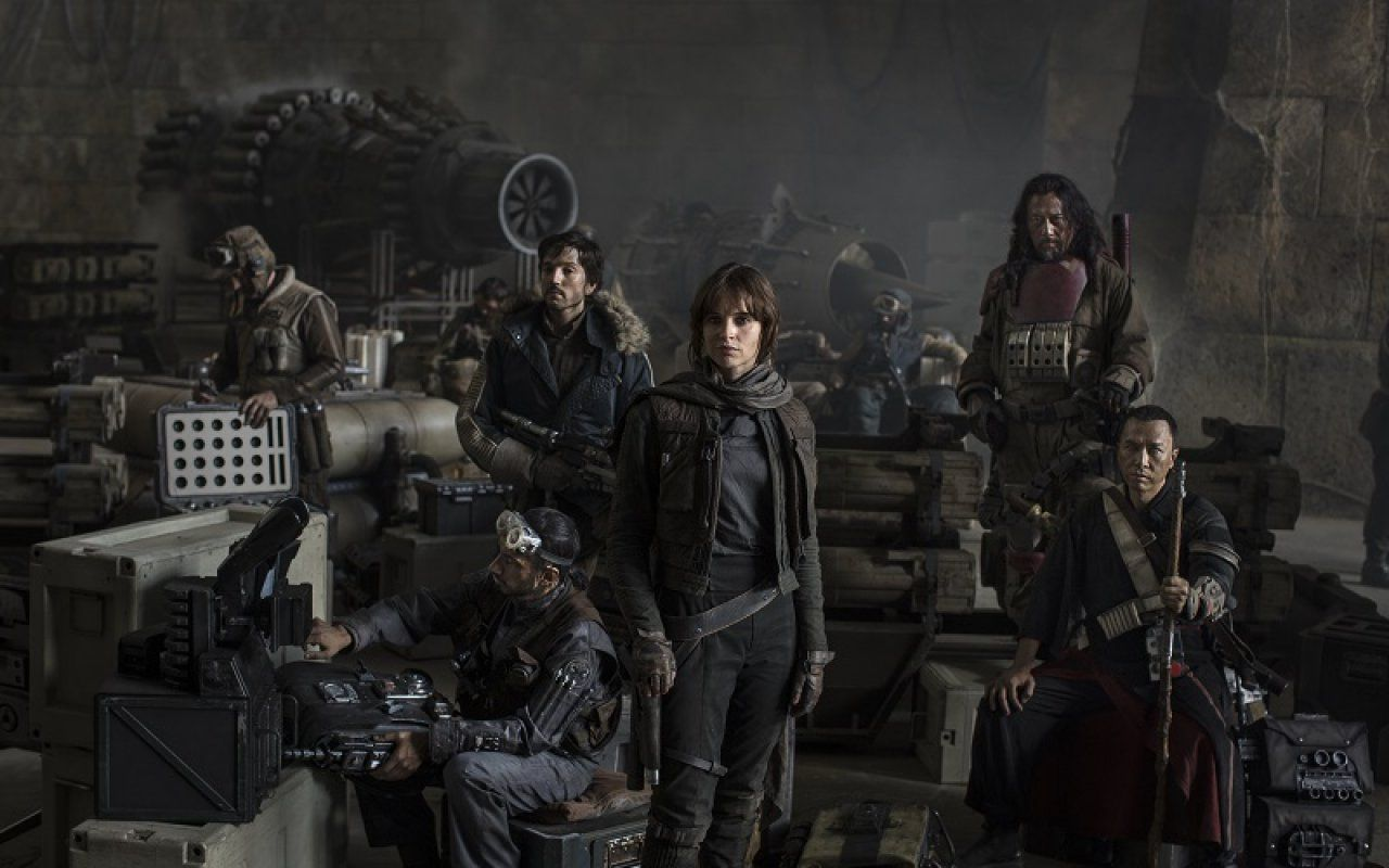 Rogue One |  a Star Wars Story |  su Sky il primo spin off della saga