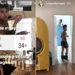 Chiara Ferragni scherza con il sondaggio 'Fedez è gay?'