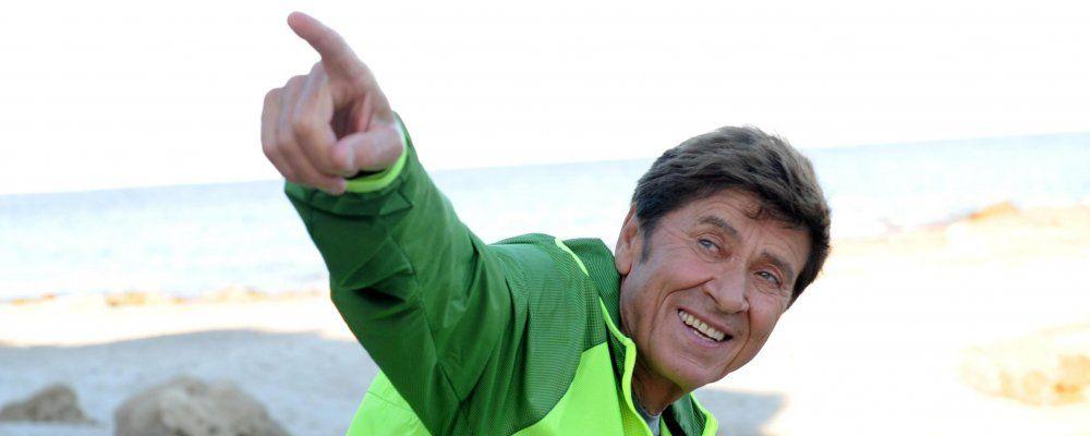 Gianni Morandi, al via le riprese de L'isola di Pietro 2 con Cuccarini e Canalis