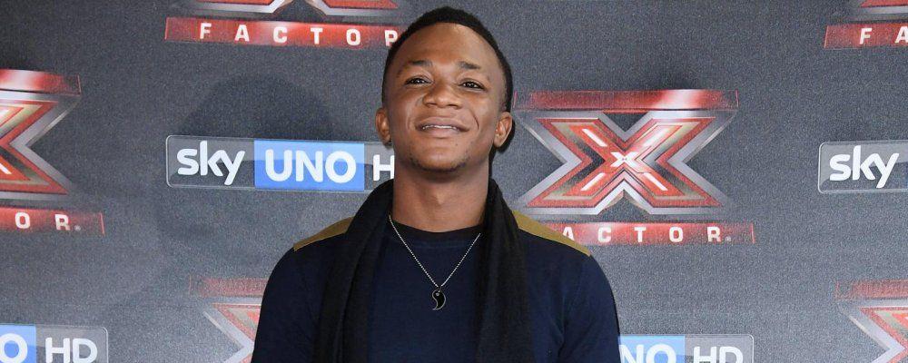 X Factor 2017, 'The Story' inedito di Samuel Storm