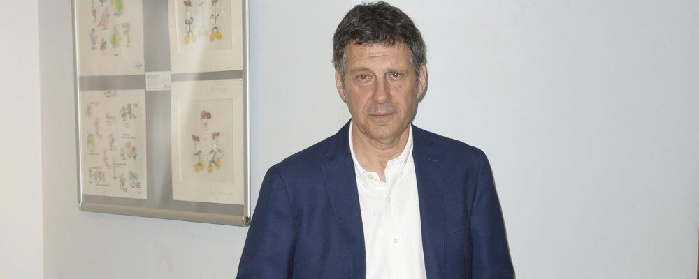 Fabrizio Frizzi sta meglio, ma è ancora in ospedale