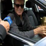 Striscia la notizia, Tapiro d'oro a Claudio Baglioni