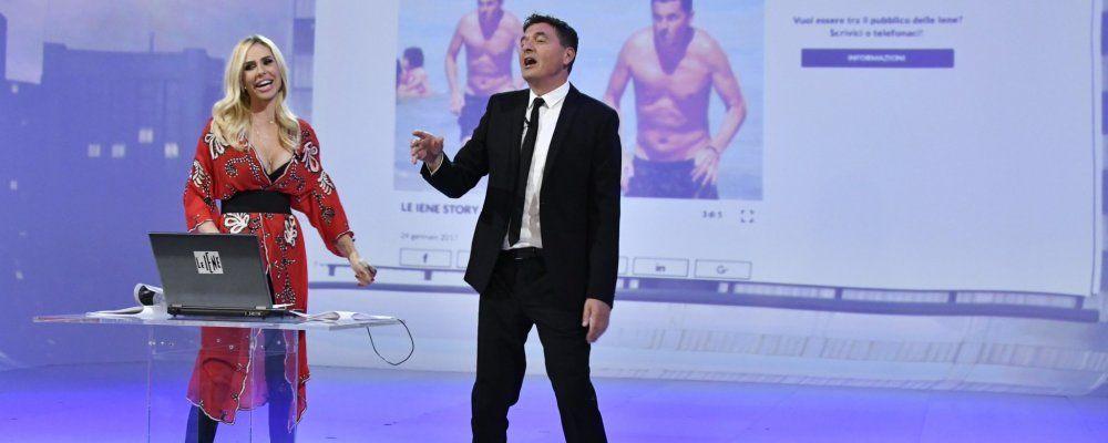 Le Iene Show, Ilary Blasi e Teo Mammucari nel secondo appuntamento