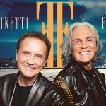 Roby Facchinetti e Riccardo Fogli con il disco Insieme torna la magia dei Pooh