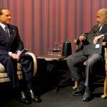 Maurizio Costanzo, l'intervista a Silvio Berlusconi conquista la prima serata: anticipazioni