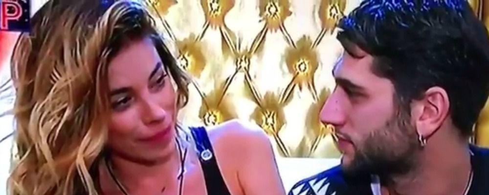 Grande Fratello Vip 2, il presunto bacio tra Aida Yespica e Jeremias Rodriguez