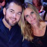 Grande Fratello Vip 2, la dedica di Filippa Lagerback a Daniele Bossari prima di andare in onda