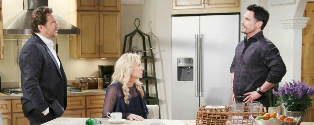 Beautiful, Brooke non perdona Ridge: anticipazioni dal 27 novembre al 2 dicembre