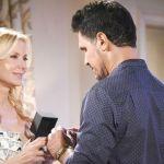 Beautiful, Brooke chiede a Bill di sposarlo: anticipazioni dal 20 al 25 novembre