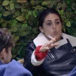 """Domenica Live, Teresanna Pugliese: """"Cecilia Rodriguez non ha un'unghia della mia dignità"""""""