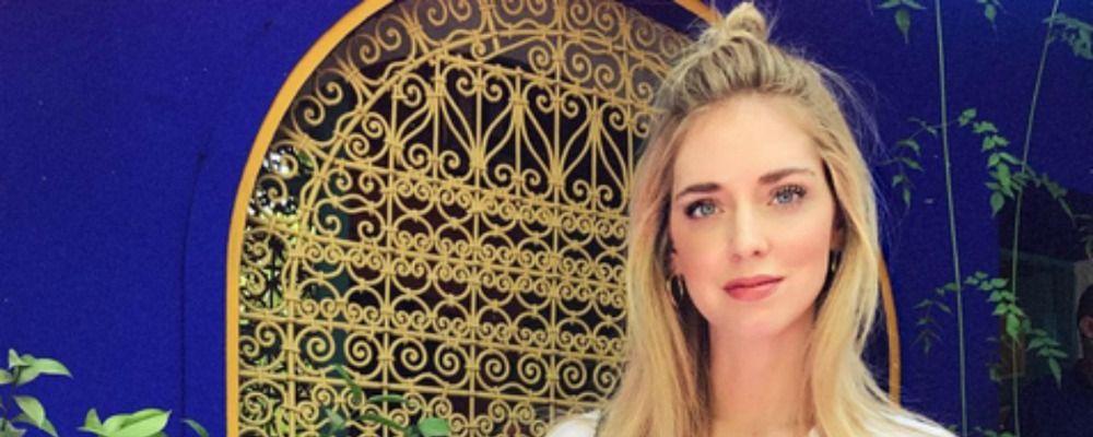 Chiara Ferragni a Marrakech con pancino viaggia senza Fedez