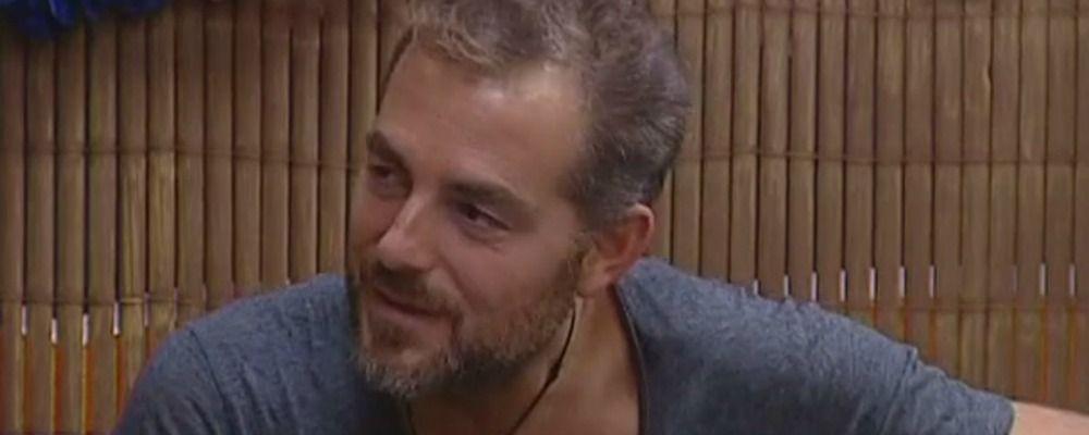 Grande Fratello Vip, Daniele Bossari racconta il suo inferno: 'Avevo ribrezzo di me stesso'