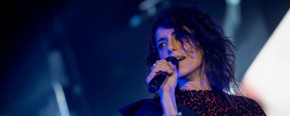 Giorgia, in arrivo il disco 'Oronero Live' e 6 nuovi concerti