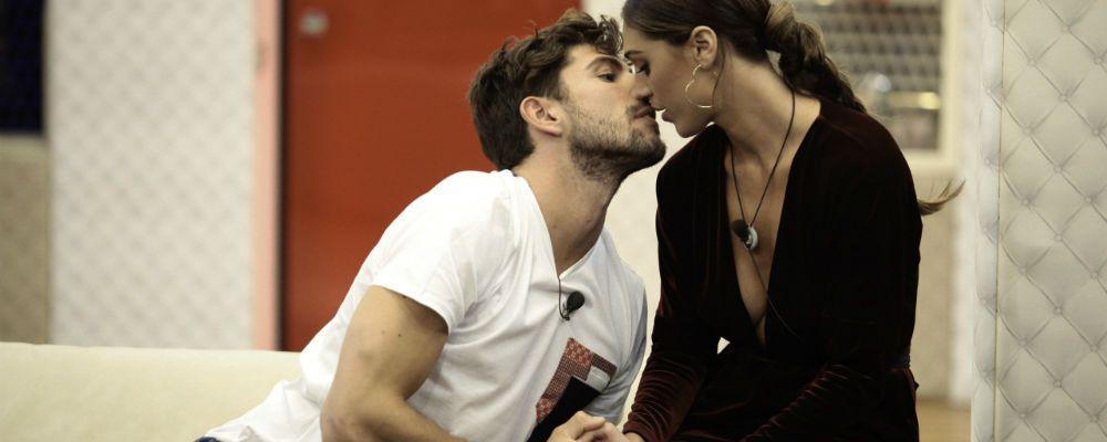 Grande Fratello Vip: Cecilia Rodriguez e Ignazio Moser, a love story
