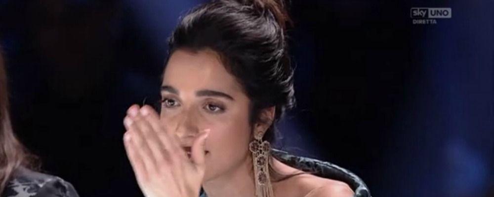 X Factor 2017, quarta puntata live: eliminata Camille, Levante contro le 'opinioni da bar' di Fedez