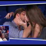 Uomini e donne, Paolo bacia Giorgia ed Ester lascia lo studio
