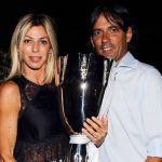 Simone Inzaghi sposa Gaia Lucariello dopo sette anni d'amore