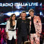 Francesco Gabbani, il vincitore di Sanremo su Real Time per Radio Italia Live