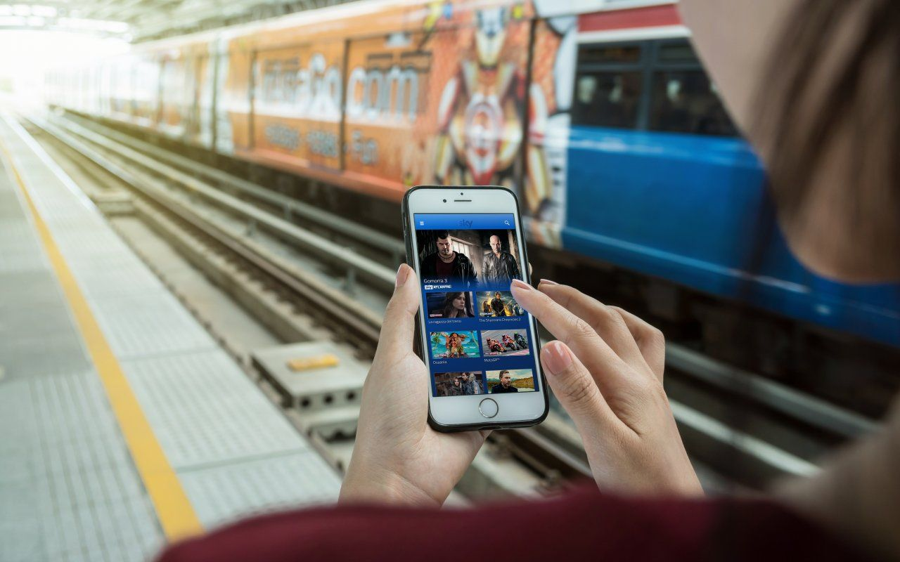 Sky Q,  presentata la piattaforma tecnologica per vivere la Tv