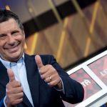 Fabrizio Frizzi rassicura amici e fan 'Combatto'
