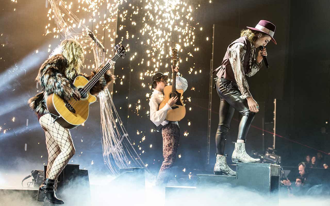 X Factor, il rock dei Maneskin incontra i violini