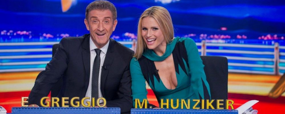 Striscia la notizia, Natale con Michelle Hunziker: 'Torno a casa'