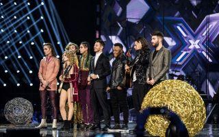 X Factor 2017, le foto della finale