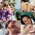 Tutti i figli vip nati nel 2017: da Eissa a Wolf