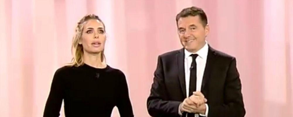 Le Iene, Ilary Blasi: 'Nadia Toffa sta meglio'