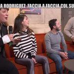 Le Iene, Cecilia Rodriguez faccia a faccia con un hater difesa da Ignazio Moser