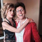 Imma Battaglia ed Eva Grimaldi, proposta di matrimonio al Gay Village