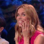 Che tempo che fa, Filippa Lagerback mostra l'anello di Daniele Bossari