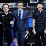 Gli U2 a Che tempo che fa: Bono Vox e The Edge presentano Songs of Experience