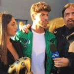 Striscia la notizia: Tapiro d'oro a Cecilia Rodriguez