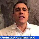 Striscia la Notizia, aggredito Moreno Morello da un finto diplomatico