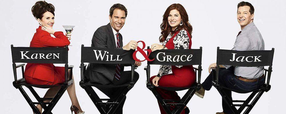 Will e Grace, il revival su Italia 1 con una maratona